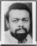 [Imamu Amiri Baraka, formerly LeRoi Jones, head-and-shoulders portrait, facing slightly right]