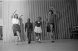 Children's Dance Class at the Pine Street YWCA