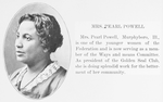 Mrs. Pearl Powell