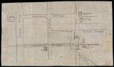 John C. Ferris, admr of Wiley D. Snyder vs. the Nashville & Chattanooga Railroad et al (1872) map exhibit