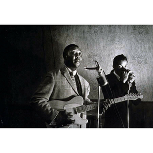 Muddy Waters and Isaac Washington