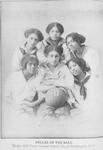 Belles of the ball; Basket ball team, Normal School No. 2, Washington, D.C