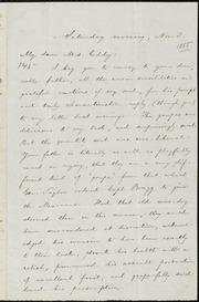 Letter to] My dear Mrs. Eddy [manuscript