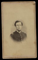 Lewis Merriam, 2nd Liet., Co. B, 67th U.S.C.I.