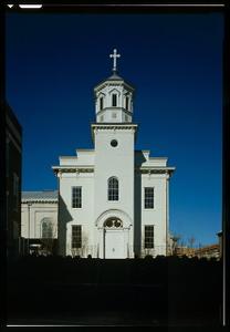 Holy Trinity Parish, Thirty-sixth Street between N & O Streets, Northwest, Washington, District of Columbia, DC