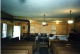 Hackney Chapel AME Zion Church: interior 2