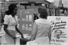 Community Relations Commission Exhibit, circa 1971
