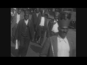 Rev. S.S. Jones Home Movies: Reel 3