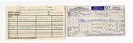 [Passenger ticket coupon for Ella Fitzgerald, issued January 14, 1959.]