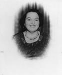 Portrait of Florence Cadrey Brantley