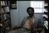 John Blassingame in office, Yale University, 1979. (Notebook 4)