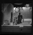 """Scene from Young People's Theatre production of """"Greensleeves' Magic"""" performed at Pioneer Memorial Theatre, University of Utah, January 18-19, 1963 [2]"""