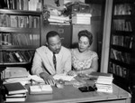 Dr. Martin Luther King Jr. and Coretta Scott King