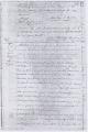Languedoc, Marie - Handwritten Will