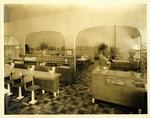 Interior of Stephens' Restaurant