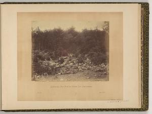 Slaughter pen, foot of Round Top, Gettysburg