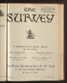 The Survey, August 24, 1918. (Volume 40, Issue 21)