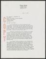 Abel M. Girault, George L. Chumbley Jr. correspondence