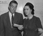 Ann Forst and George Stahlman, White Slave Ring trial