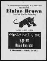 Elaine Brown: Black Panther Party