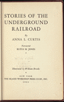 Thumbnail for Stories of the Underground Railroad