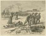 The Louisiana Murders : Gathering The Dead And Wounded