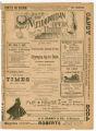 """Olympia Up to Date"" theater program, Metropolitan Opera House, Minneapolis, Minnesota"