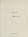 Introduction (To accompany Reels 405-406); Songs, tales and riddles of Mrs. T. M. Davis