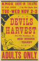 Knox Drive-In Theaters feature film, Devil's Harvest
