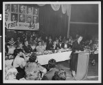Dinner in support of the Hollywood Ten, Los Angeles, ca. 1950
