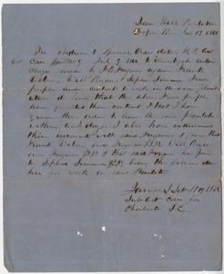 305. Adjudication of charges made by Thomas B. Ferguson against Freedmen -- July 13, 1866