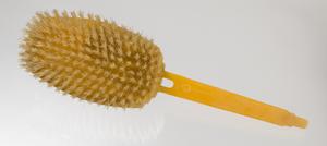 Bakelite hair brush from dresser set owned by Lena Horne