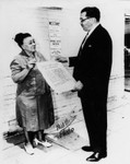 Declaration for Charlotta A. Bass