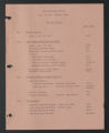Urban Group records. YMCA Urban Group meeting, The Warwick Post Oak, Houston, TX, 1984. (Box 6, Folder 21)
