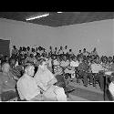 Crowd at hearing
