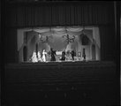 "Scene from Young People's Theatre production of ""Greensleeves' Magic"" performed at Pioneer Memorial Theatre, University of Utah, January 18-19, 1963 [8]"