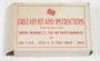 Milwaukee Road first aid kit