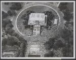 Thumbnail for Crowds at memorial for demonstration
