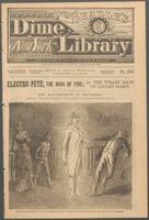 Thumbnail for Electro Pete, the man of fire, or, The wharf rats of Locust Point: a Baltimore detective tale