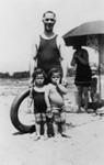 Family at Lake Elsinore