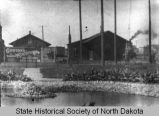 Northern Pacific Depot, Fargo, N.D.