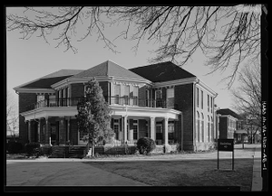 Southern Branch of the National Home for Disabled Volunteer Soldiers , Building 43, 100 Emancipation Drive, Hampton, Hampton, VA