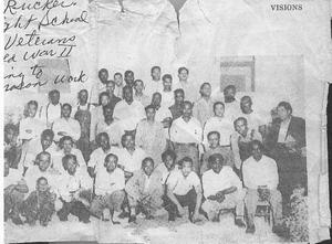 Beulah Rucker School for Veterans