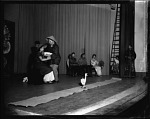 Mrs. Allen's play group at Banneker [Junior High School], May 1950 [cellulose acetate photonegative]