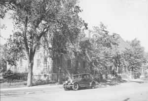 Phyllis Wheatley Settlement House, 809 Aldrich Avenue North, Minneapolis.