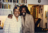 Eugene Redmond and Nick Ashford
