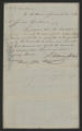 Session of November-December 1790: Senate Bills: Bill to Permit George Merrick to Emancipate Certain Slaves (Petition and Messages only). November 22