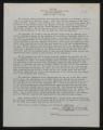 Documents regarding the Crabtree Creek Recreation Advisory Committee, Crabtree Creek State Park, 1941-1942