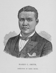Harry C. Smith, Director of Band Music