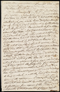 Letter from John Bishop Estlin, Bristol, [England], to Maria Weston Chapman, Dec. 1852